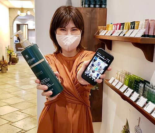 ルネフルトレール_「インスタフォトコンテスト」にて、蛭子井 菜摘のフォトが1位